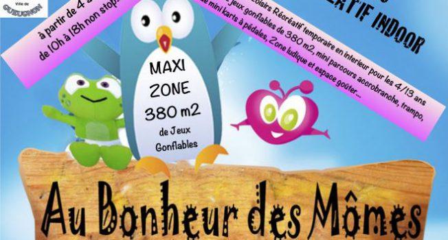Parc INDOOR 2018 du 10 au 24 Février à Gueugnon (71)