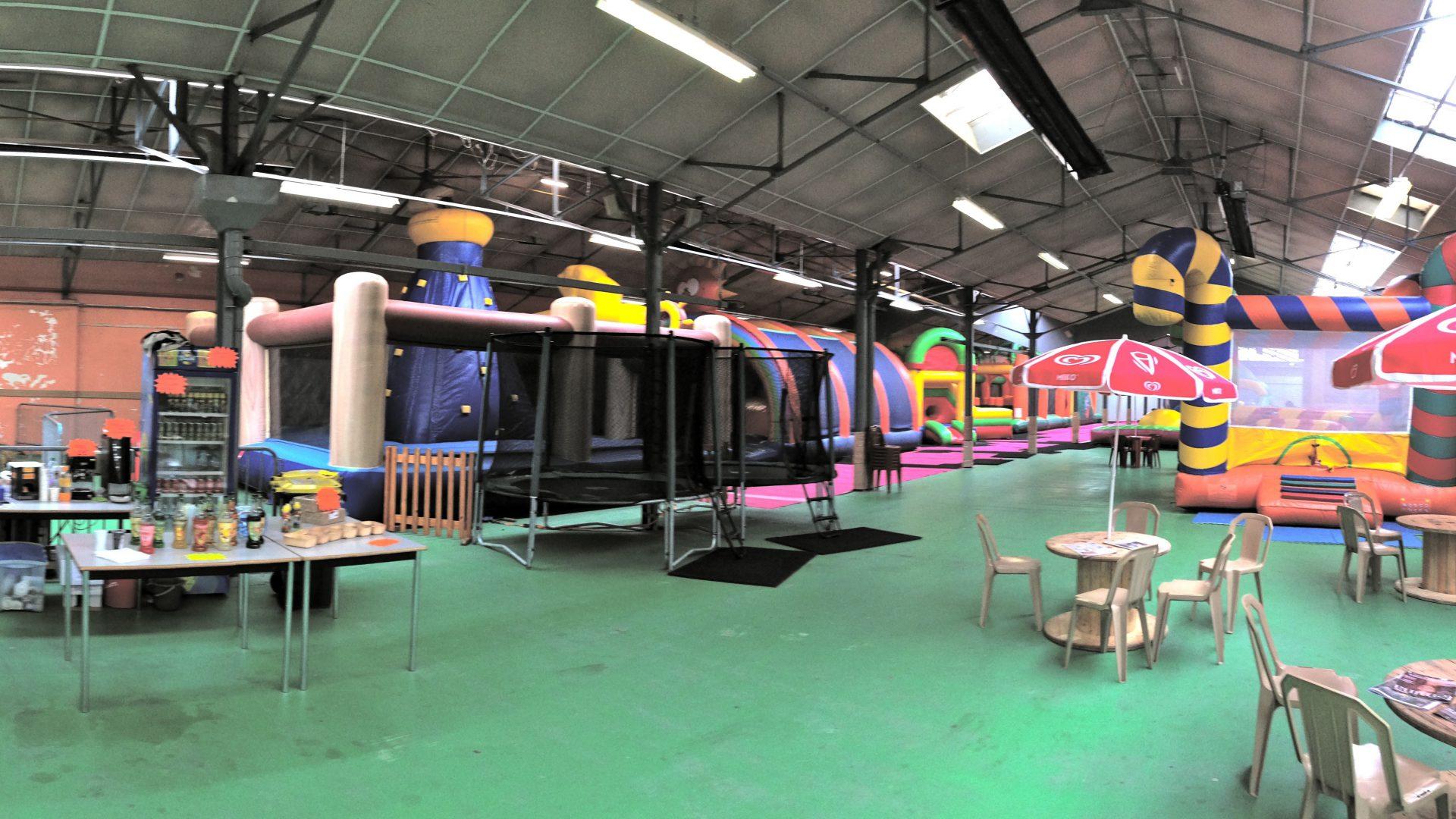 Parc de jeux Indoor
