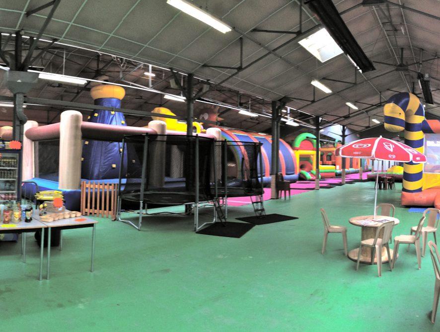 Parc de jeux indoor pour enfant Air acro loisirs